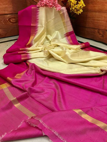 Beautiful Designer Linen Printed Saree MS-1927