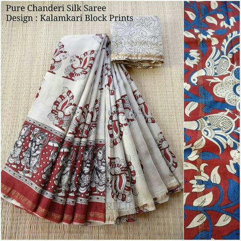 Awsome Designer Linen Printed Saree MS-2038