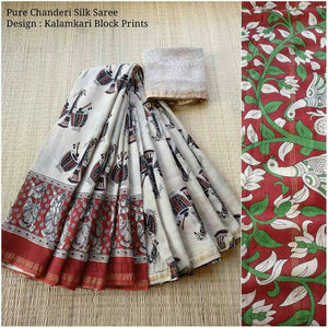 Awsome Designer Linen Printed Saree MS-2041