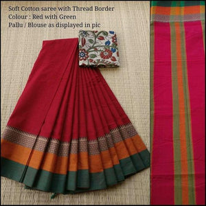 Awsome Designer Linen Printed Saree MS-2069