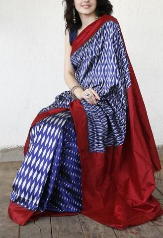 Beautiful Designer Linen Printed Saree MS-2206