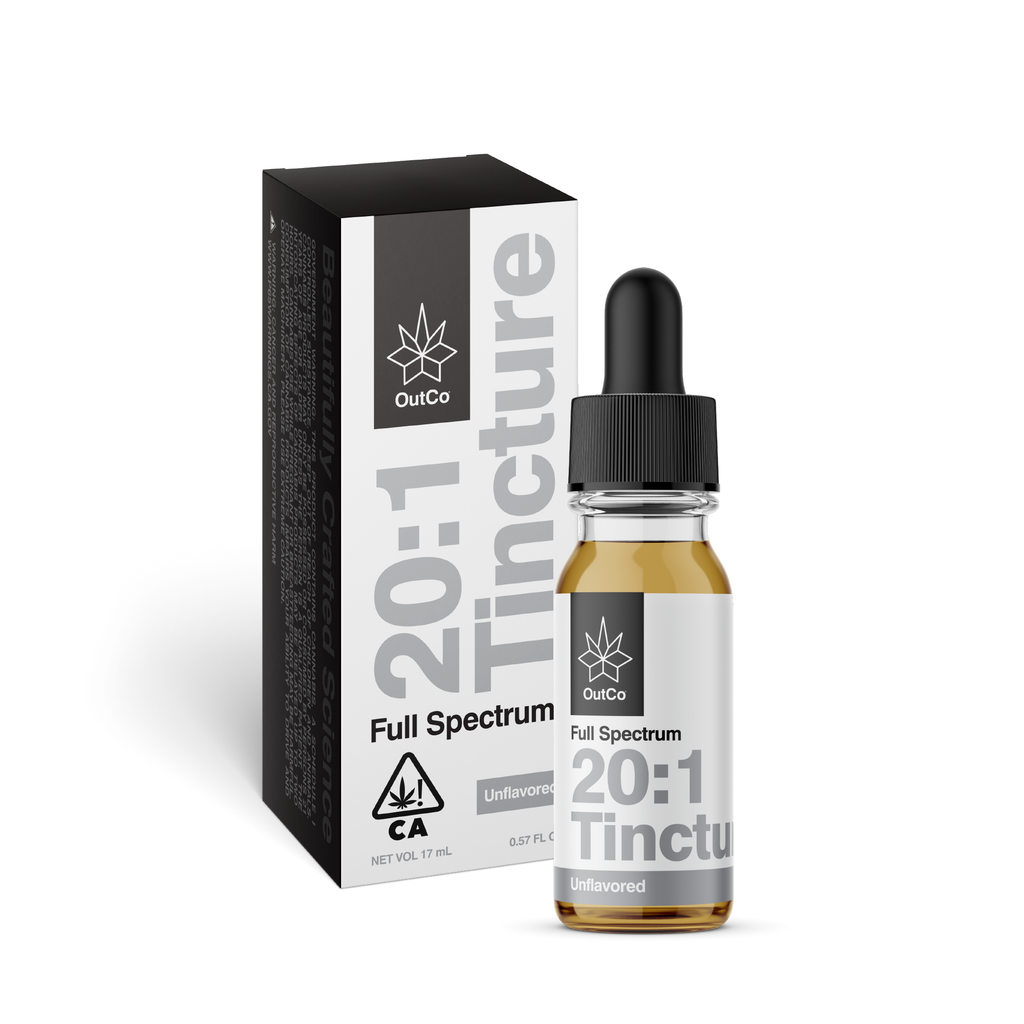 OutCo Full Spectrum Tincture 20:1