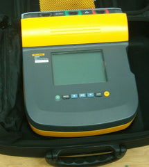 Fluke 1555C 5 kV Insulation Resistance  Tester Like New condition Includes leads, carry case, user  manual and calibration Certificate