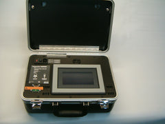 Used Schneider/SquareD S33595 Full Function Test Set MicroLogic Trip test kit Lightly used unit C/w cables &User manual