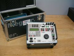 Used Megger/Programma Sverker 780 Like new condition Single Phase Relay Tester 230V/50/60Hz Input power C/w  test leads, User manual  and calibration certificate