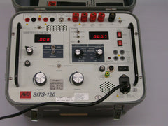 Used Megger SITS-120 Single Phase Relay Tester