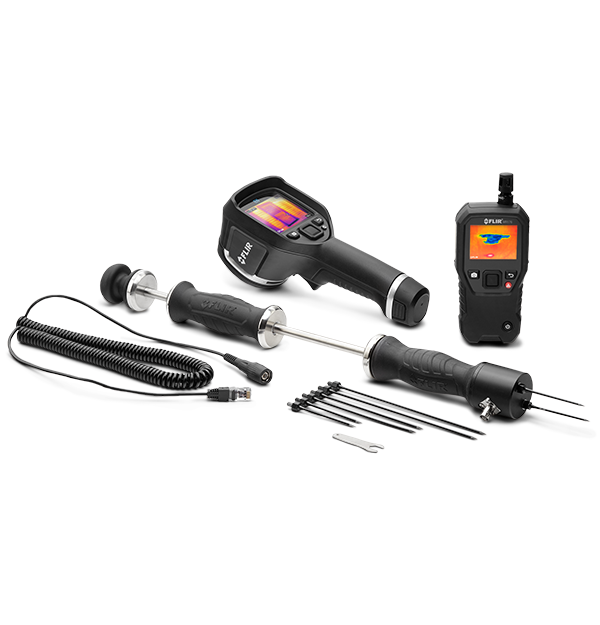 FLIR MR176: IGM™ Moisture Meter with Replaceable Hygrometer