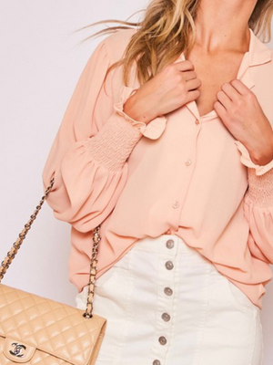Peachy Keen Top