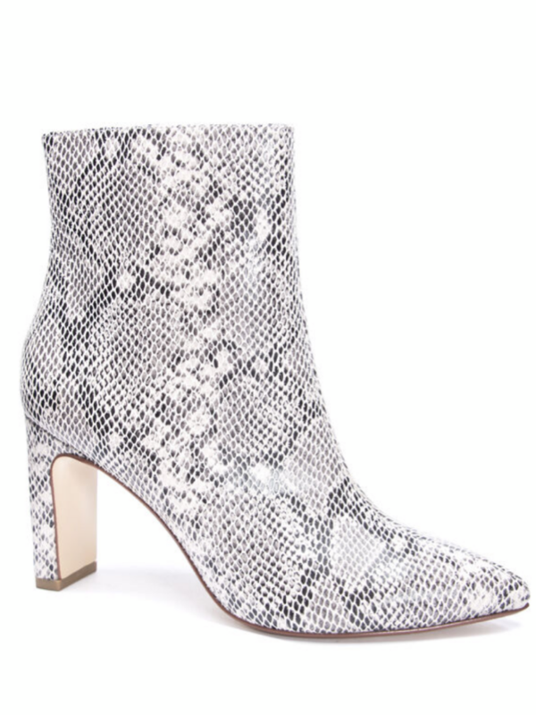 Chinese Laundry- Erin Snakeskin Bootie