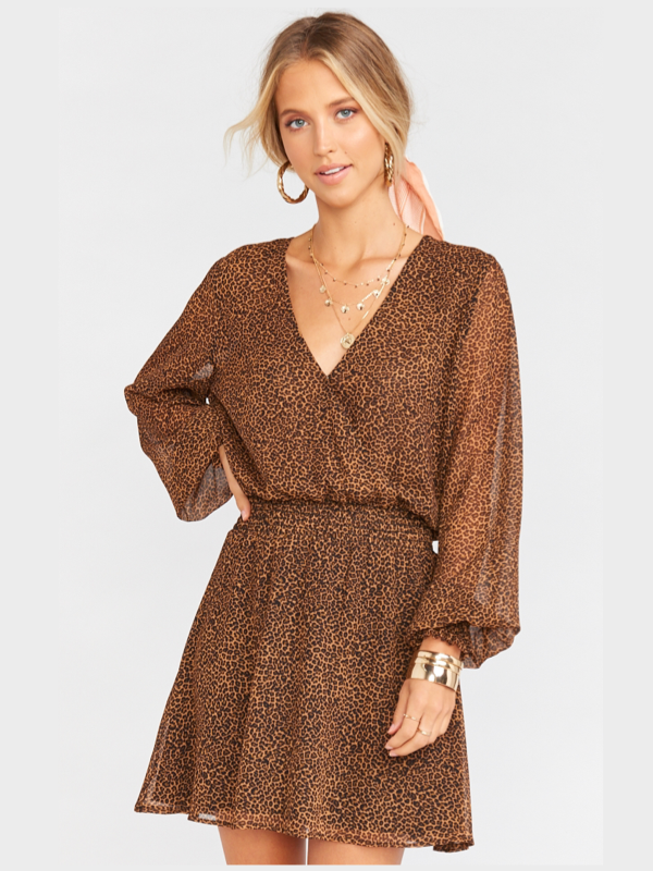 Show Me Your Mumu- Adelaide in Lucky Leopard