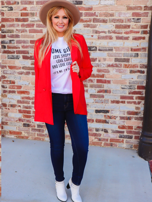 Red Hot Blazer