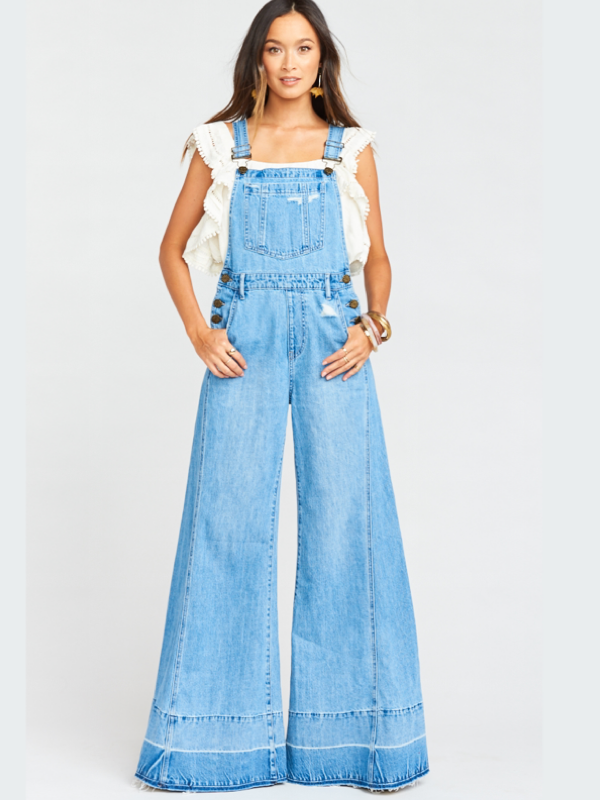San Fran Overalls- Carolina Blues