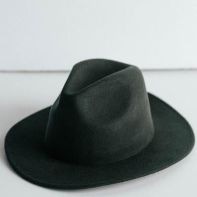 Gigi Leo Dark Gray Hat