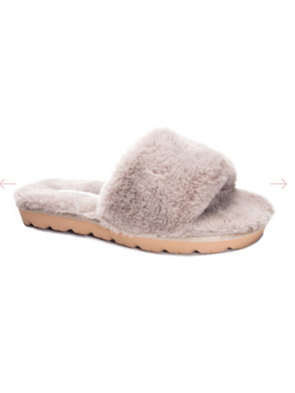 Chinese Laundry Rally Faux Fur Slipper