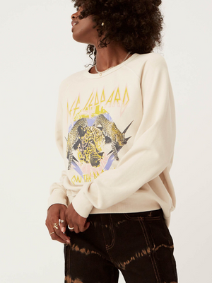 Daydreamer Def Leppard On the Prowl Sweatshirt