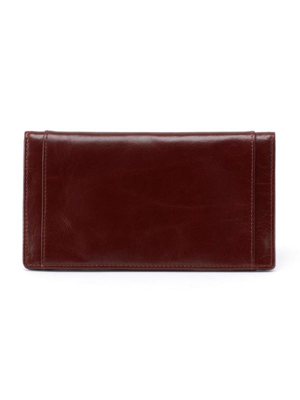 Hobo Cape Chocolate Wallet