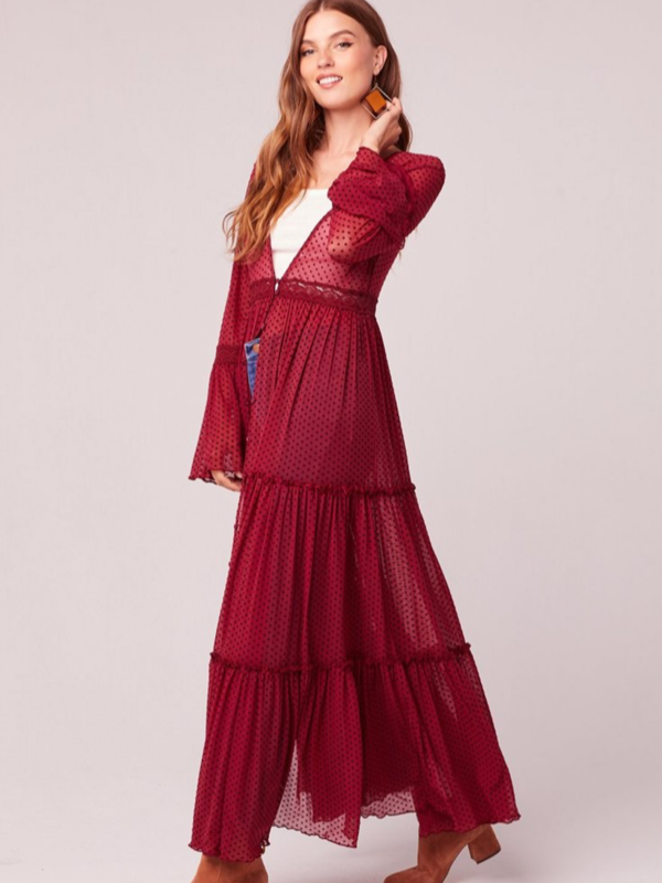 Band of Gypsies Lucia Duster