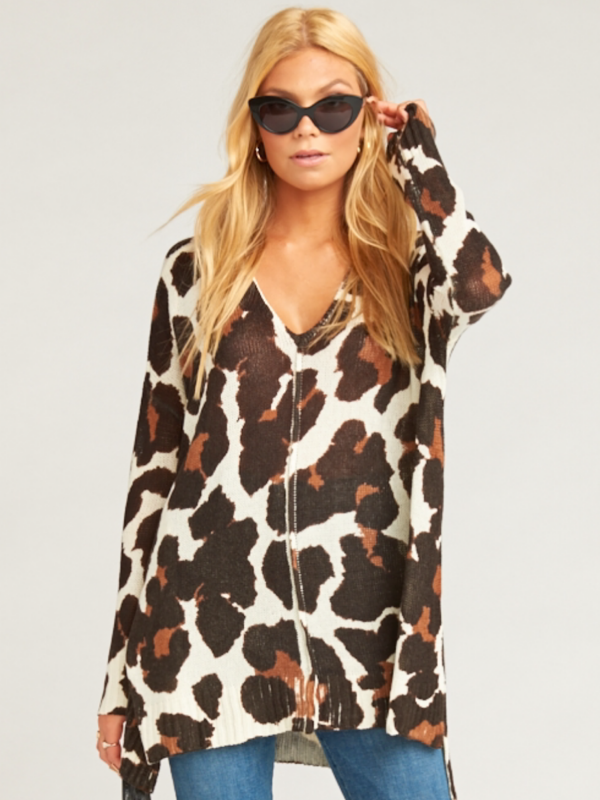 Show Me Your Mumu-Wildcat Knit