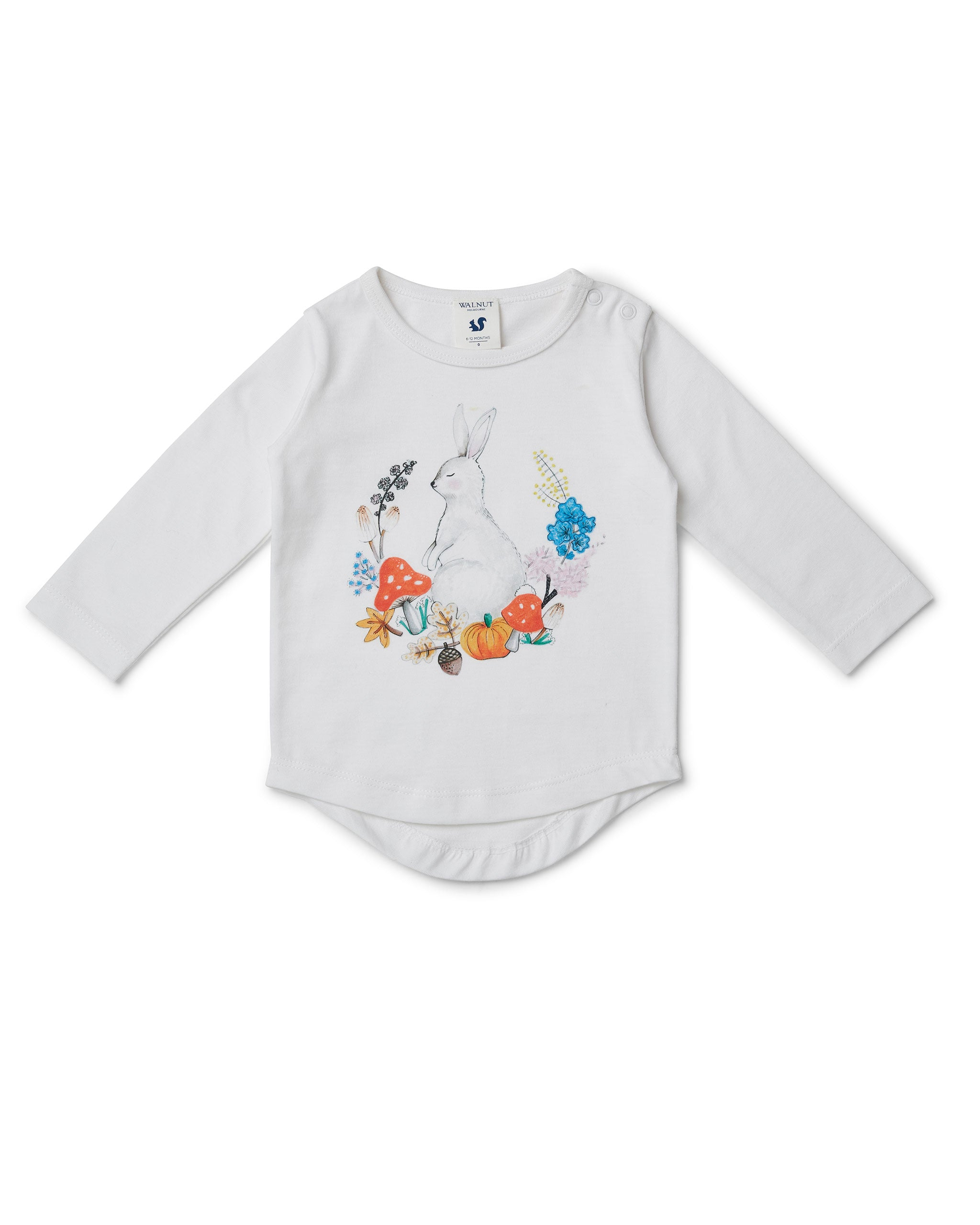 Leo Long Sleeve Tee - Winters Tale