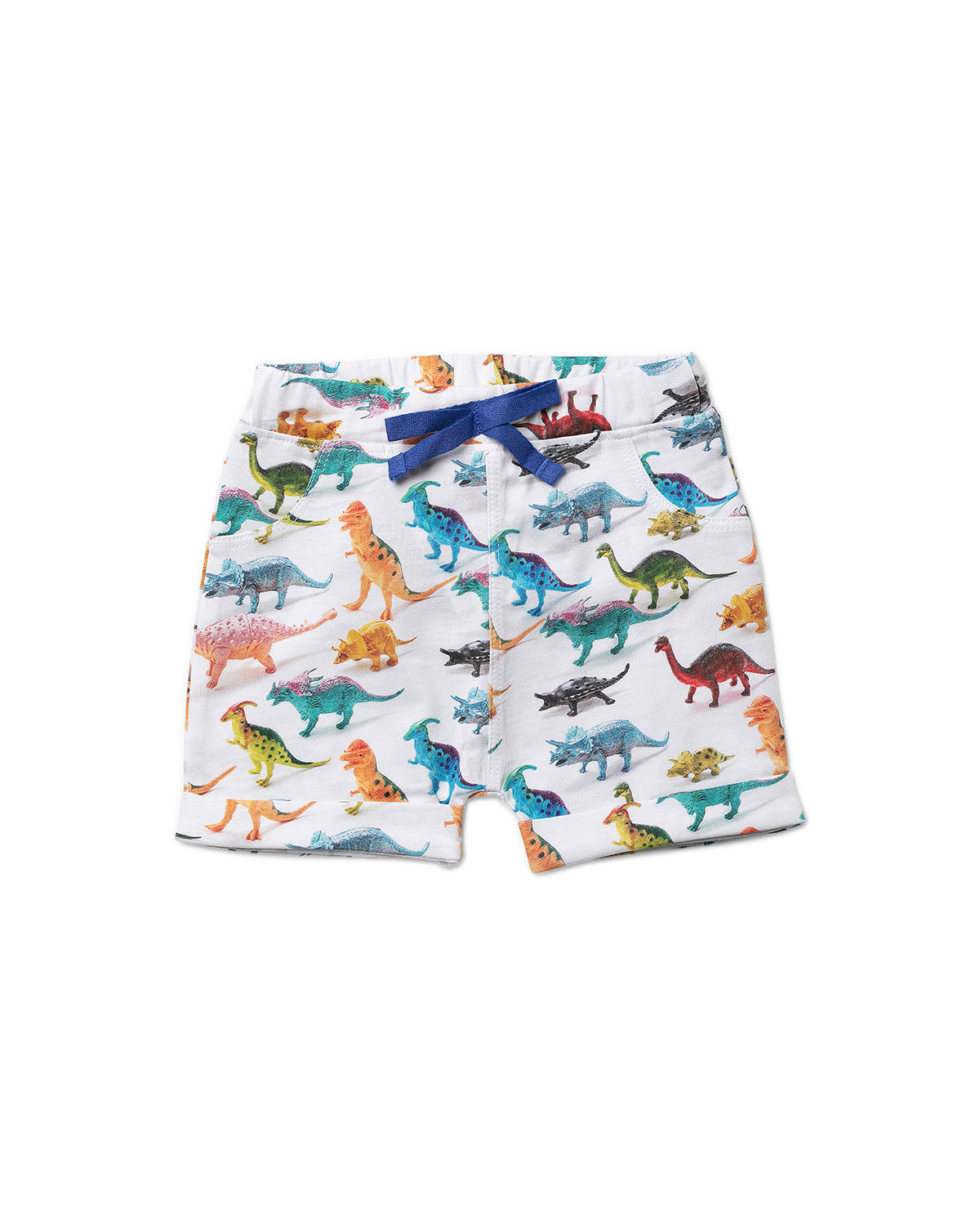 Poppies Gerald Organic Cotton Short - Dino