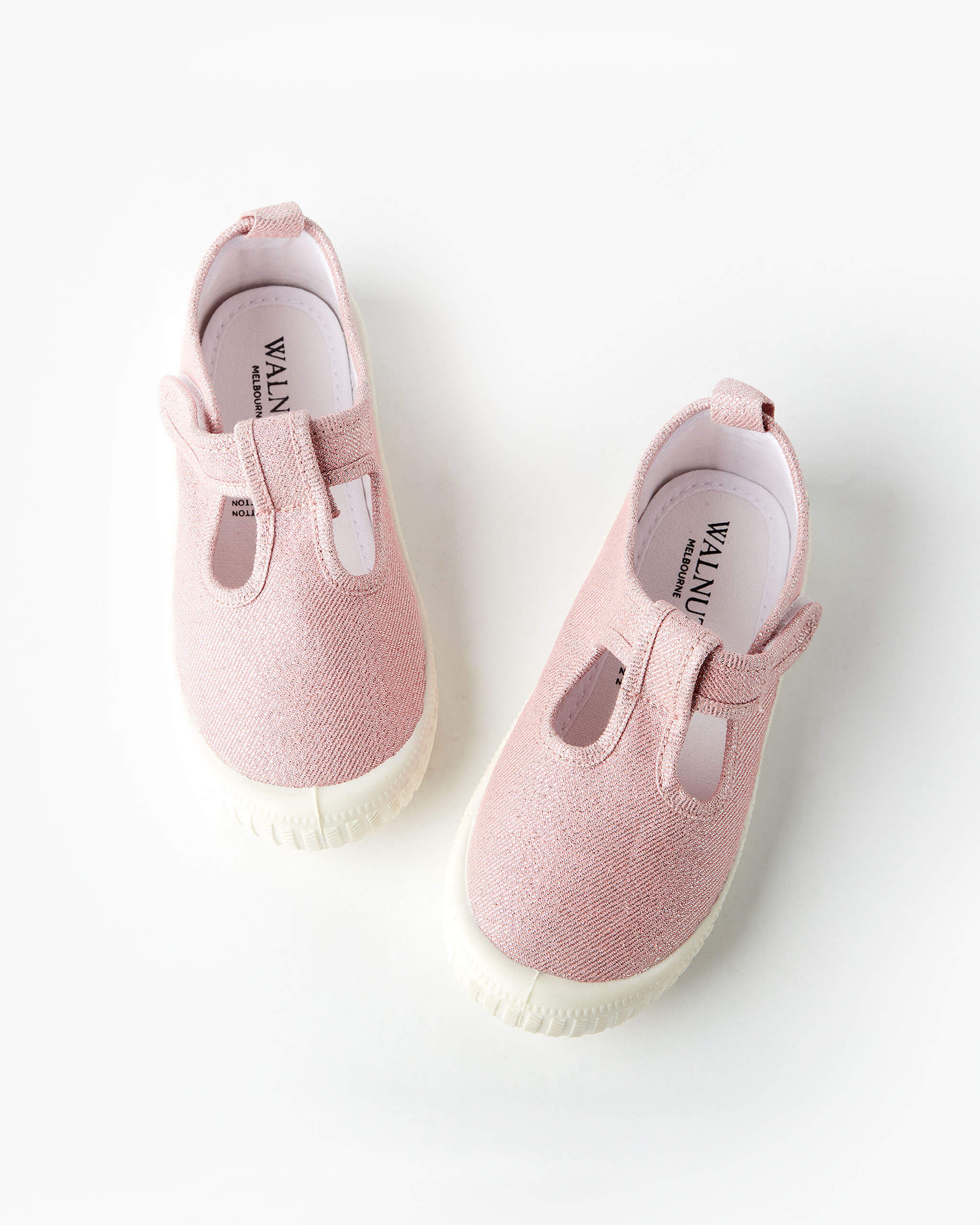 Windsor Canvas - Metallic Blush