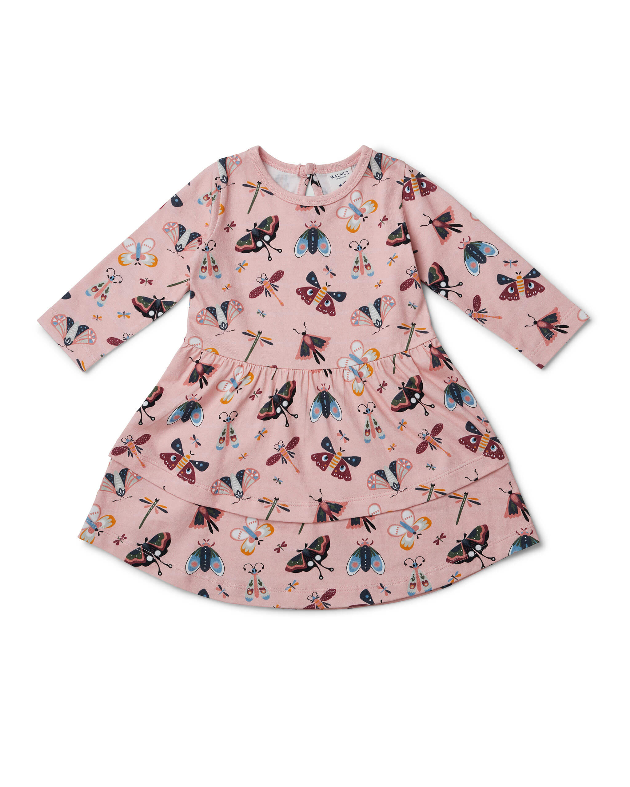 Lucky Dress - Butterfly Pink