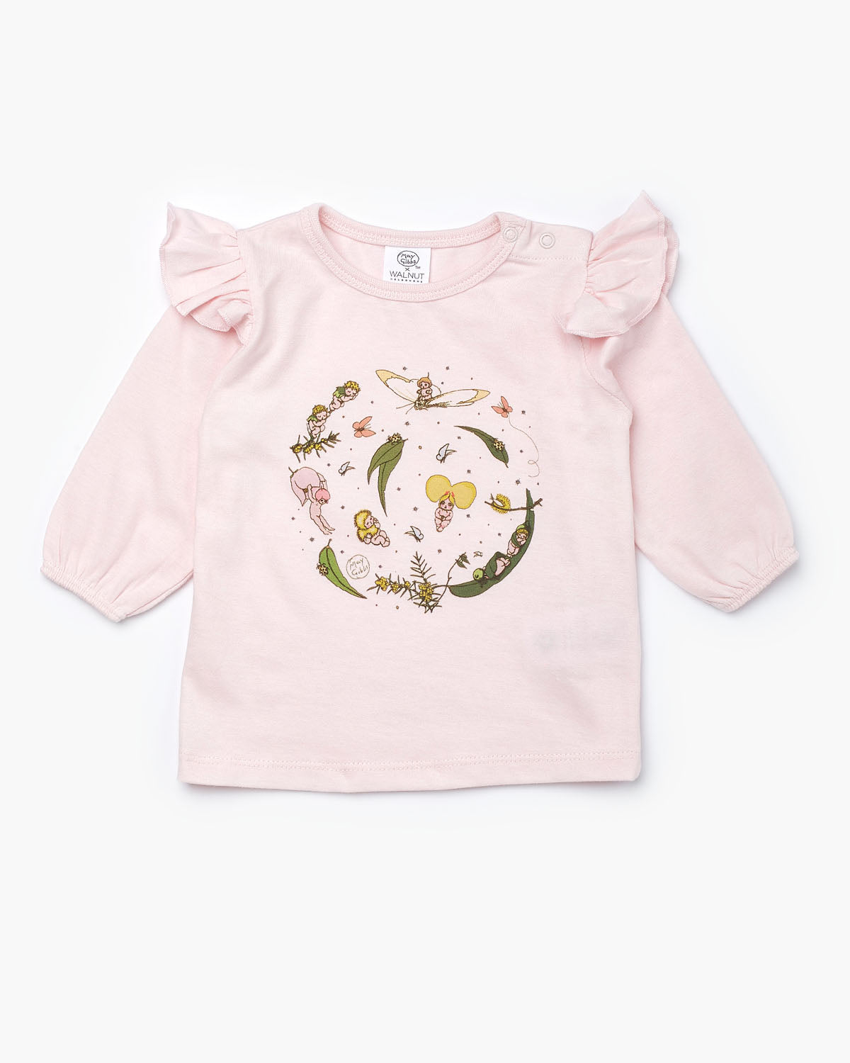 May Gibbs Leah Long Sleeve - Sleepytime