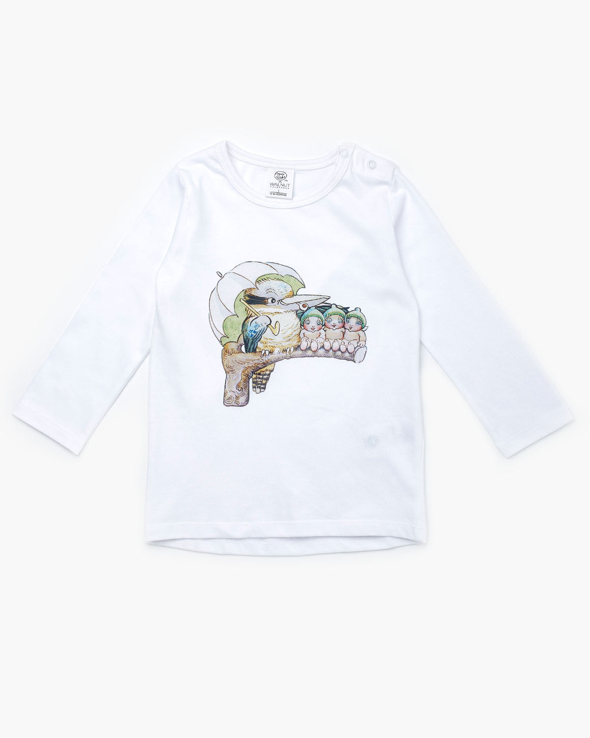 May Gibbs Leo Long Sleeve - Gumnut Babies