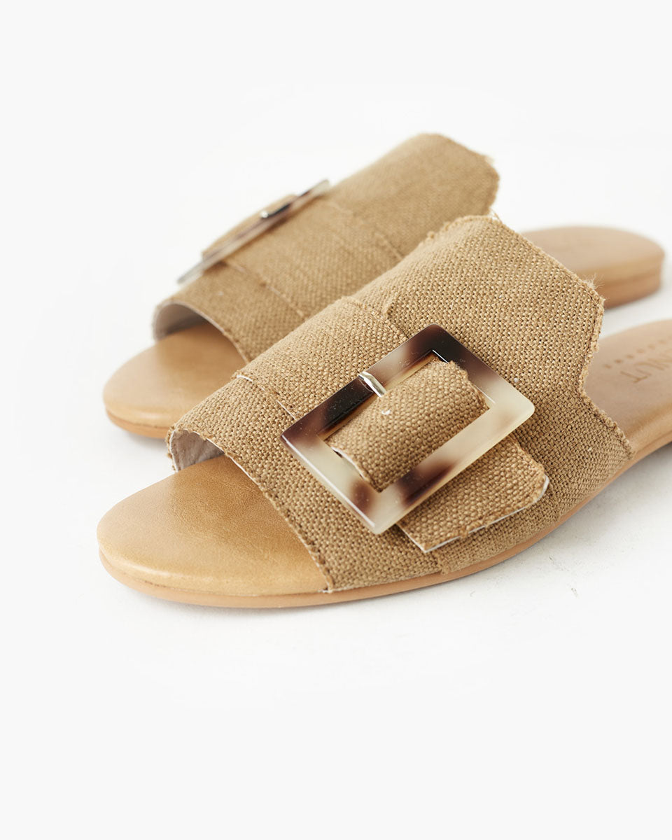 Meadow Slide - Tan