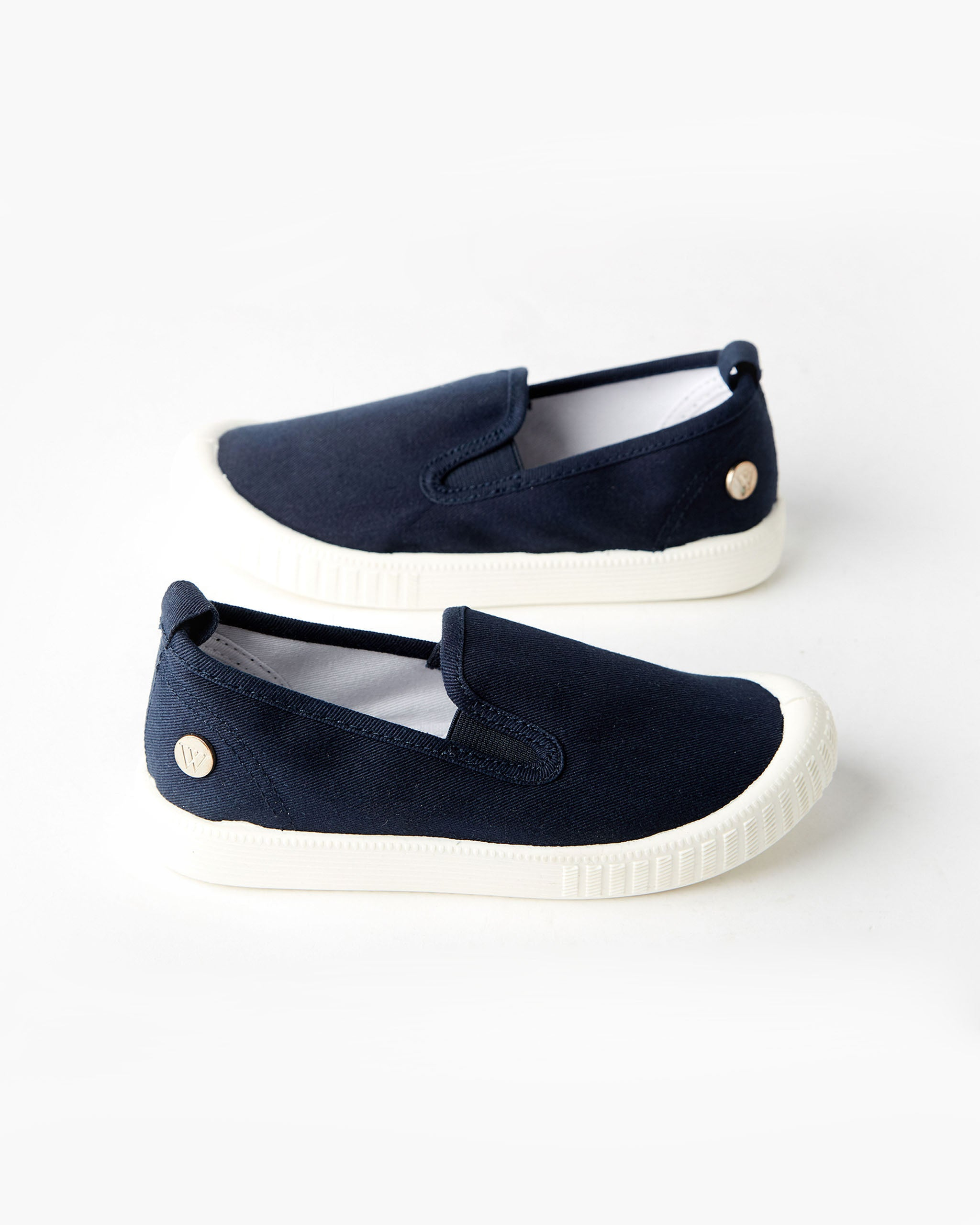 Warehouse Sale Charlie Canvas - Navy