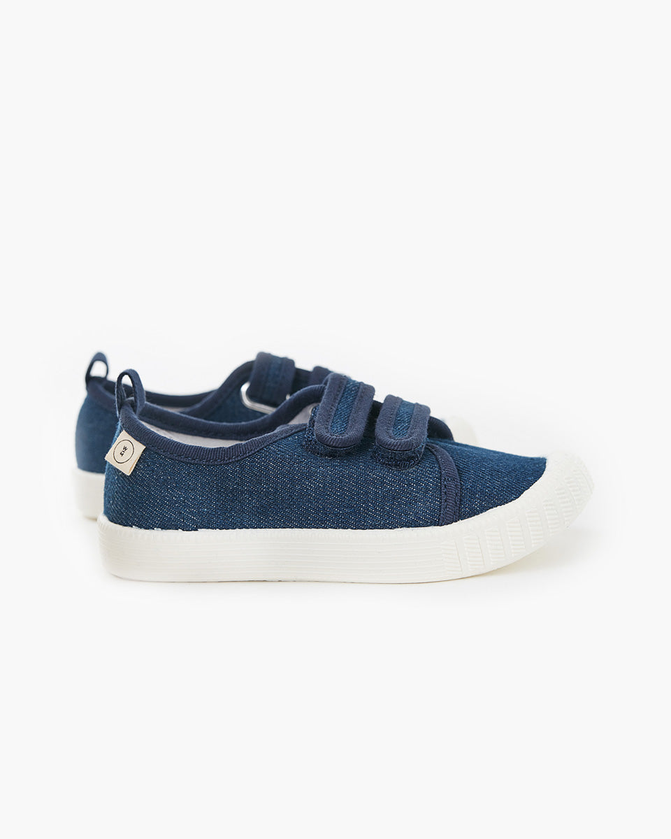Ben Canvas - Denim