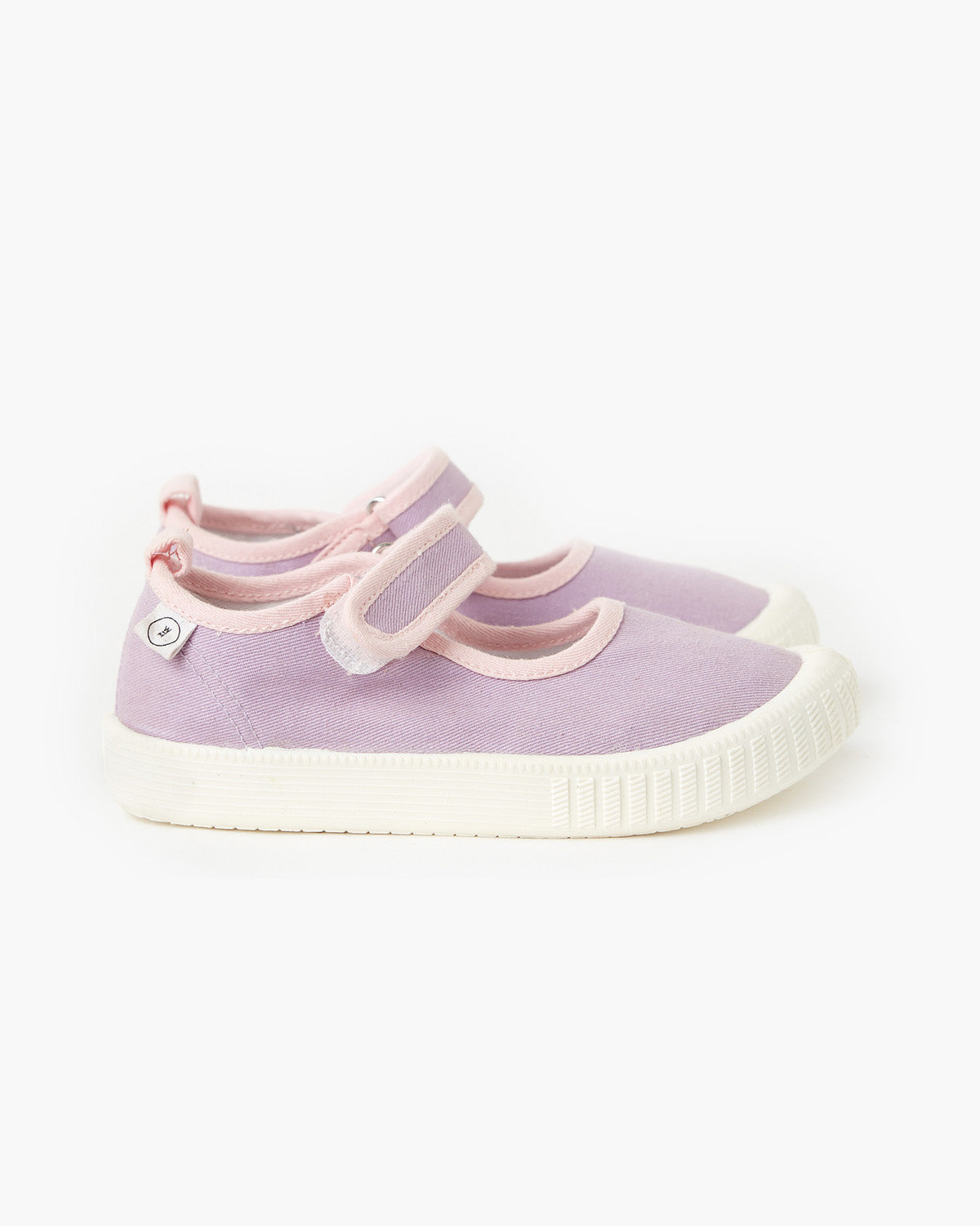 Warehouse Sale Canvas Mary Jane - Purple