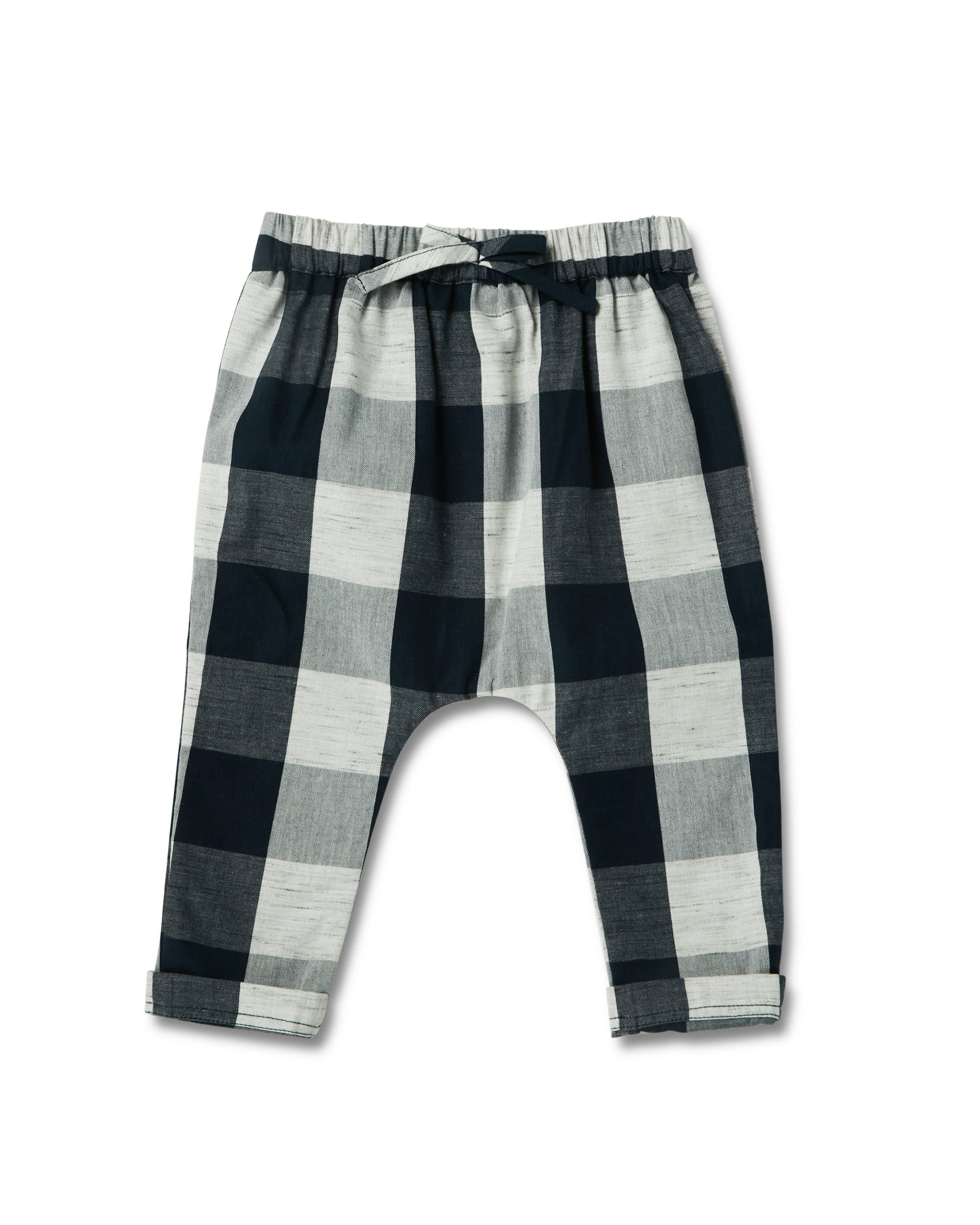 Falcon Pant - Blanket Check