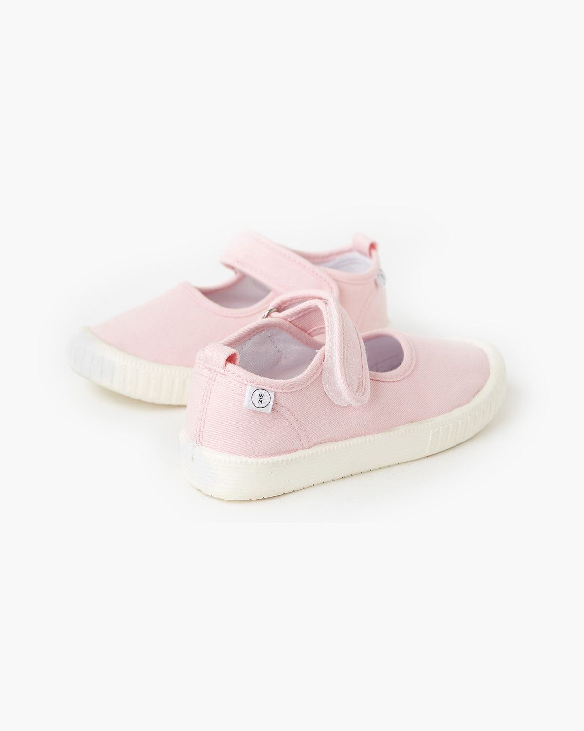 Warehouse Sale Canvas Mary Jane - Pale Pink