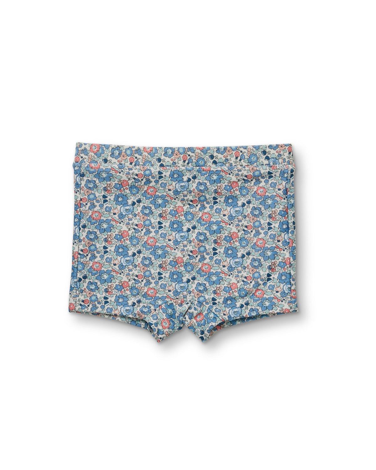 Molly Short Liberty Fabric - Betsy Ann Blue
