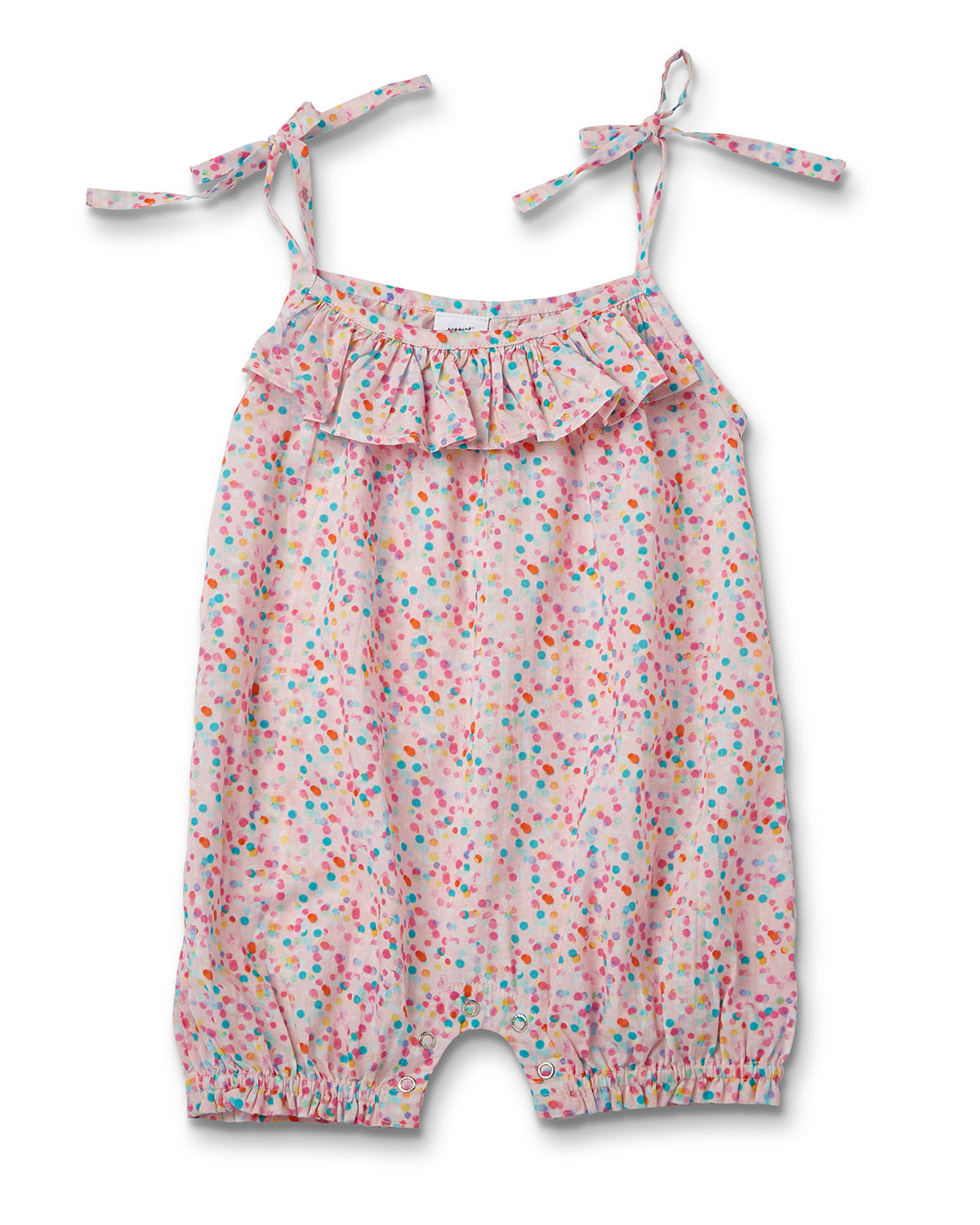 Poppies Poppy Jumpsuit - Confetti