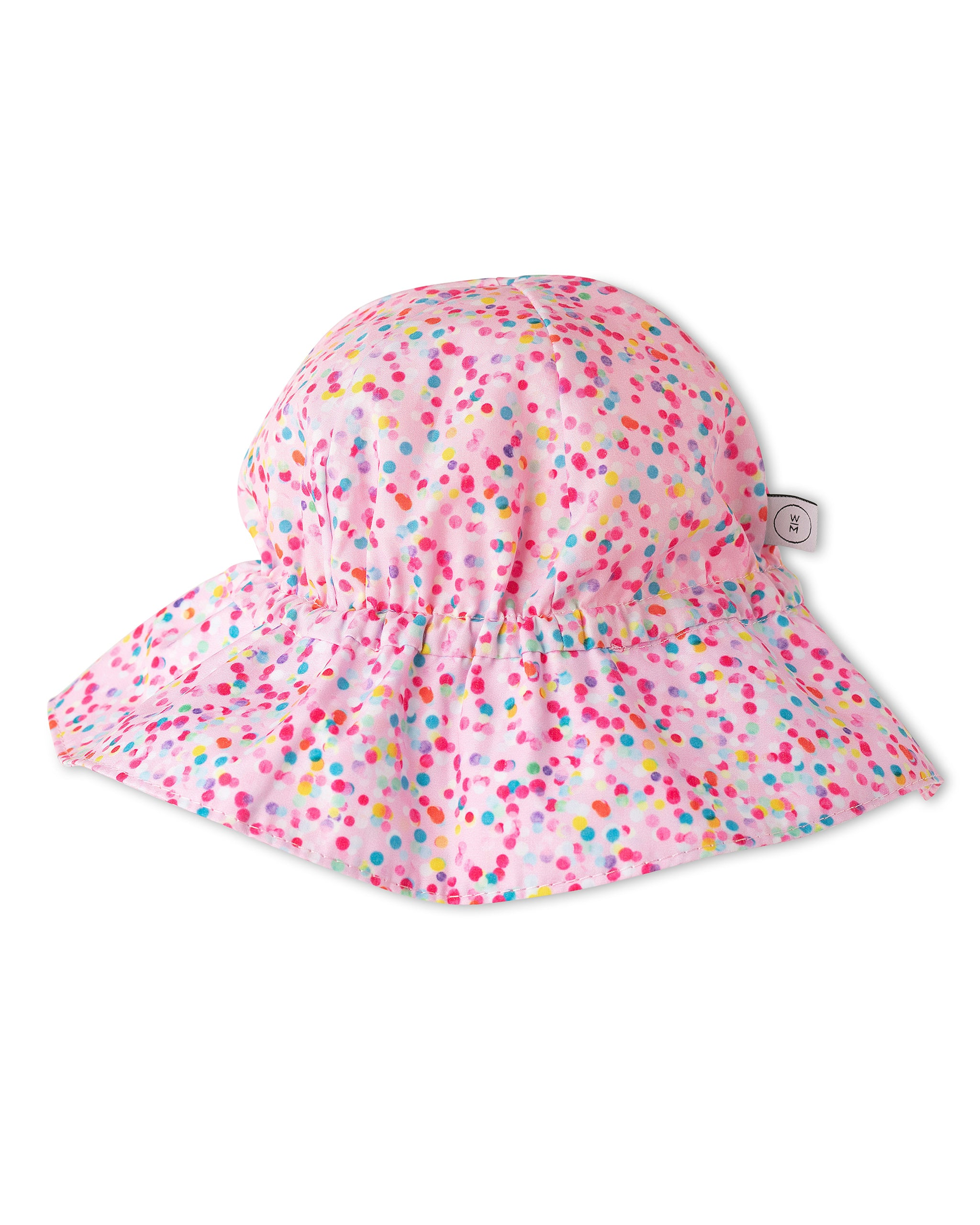 Poppies Sarah Soft Hat - Confetti