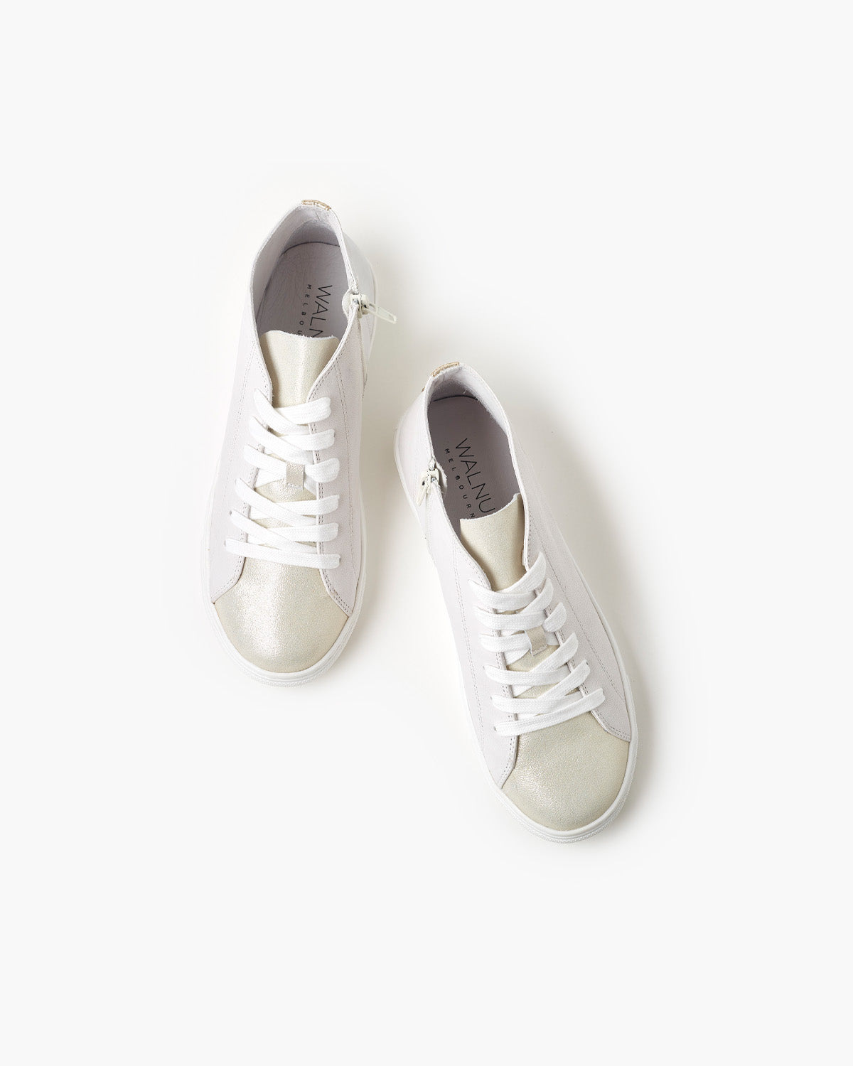 Uma Leather Sneaker - Off White