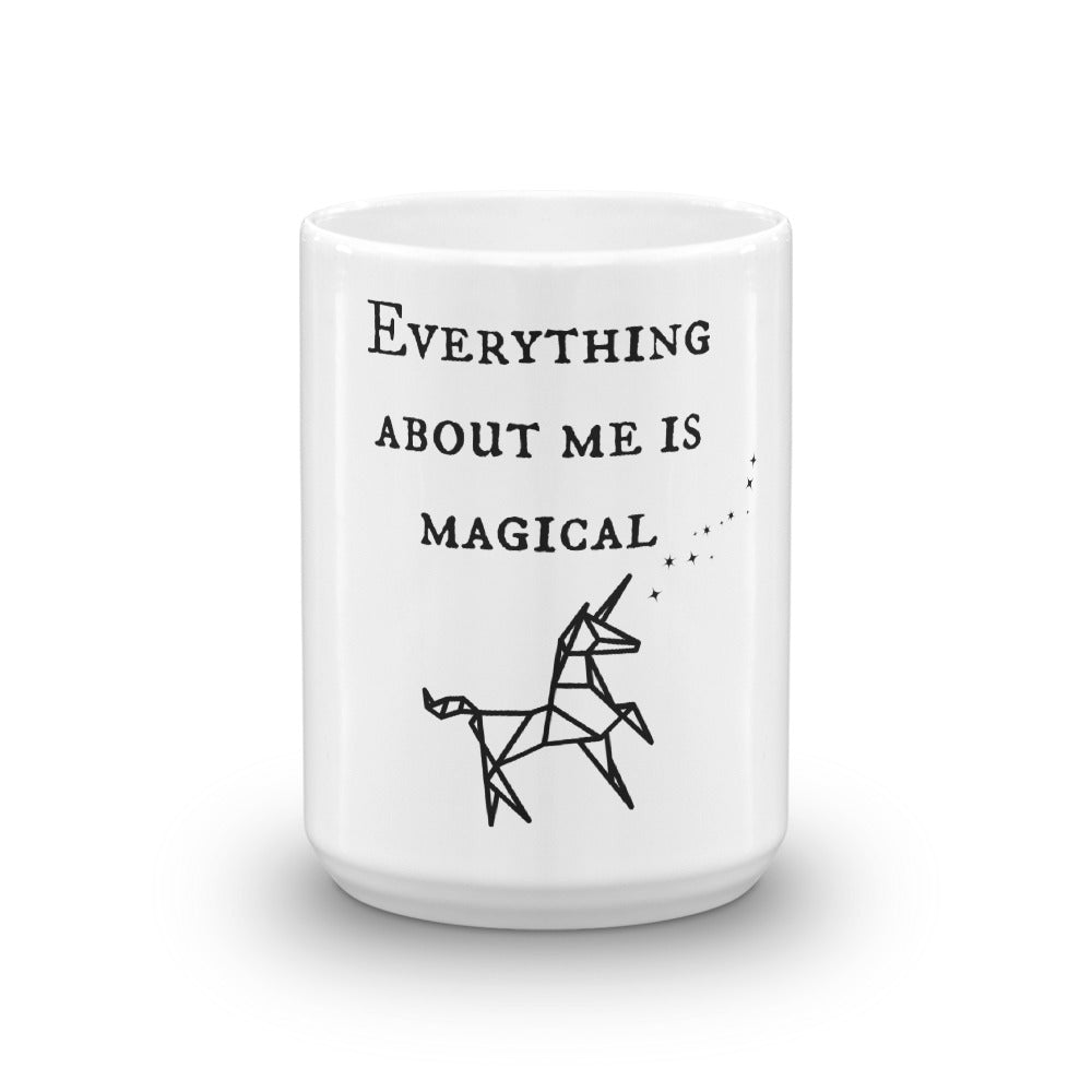 Everything About Me is Magical