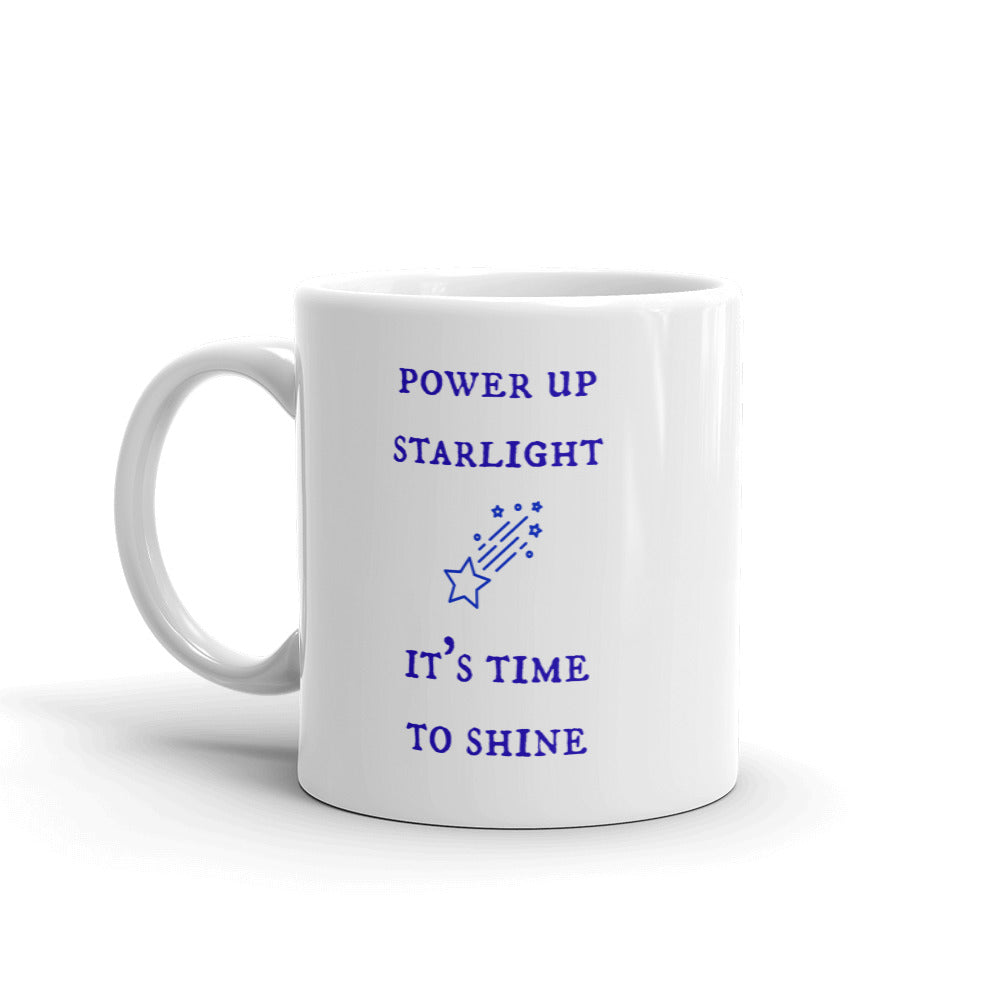 Power Up Starlight It's Time to Shine