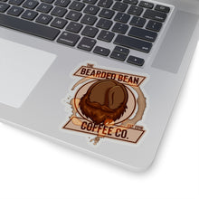 Load image into Gallery viewer, BBCC LOGO STICKER - The Bearded Bean Coffee Company