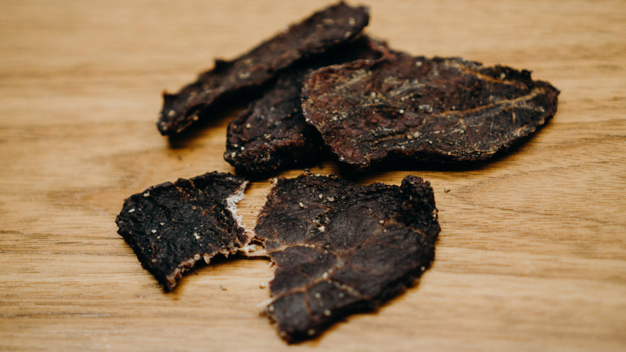 Hombre Beef Jerky - Regular Cut - 1.75 oz Package
