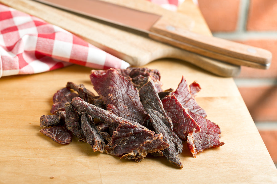 Hombre Beef Jerky - Stick Cut - 4.0 oz Package