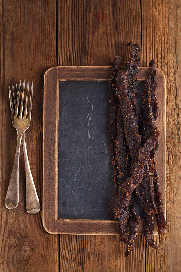 Hombre Beef Jerky - Stick Cut - 4.0 oz Package (Free Shipping!)