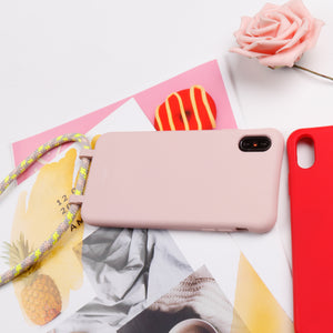 Crossbody phone cases for all iPhone models