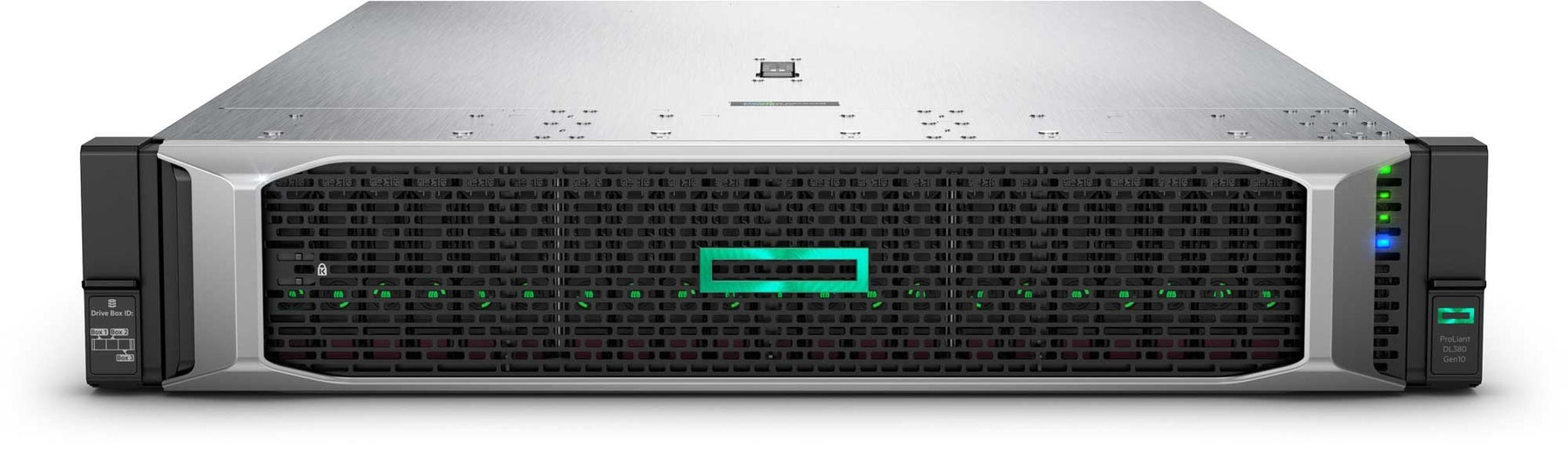 P24840-B21 - HPE DL380 GEN10 4210R 2.4 GHz 1P 32G 24SFF Server