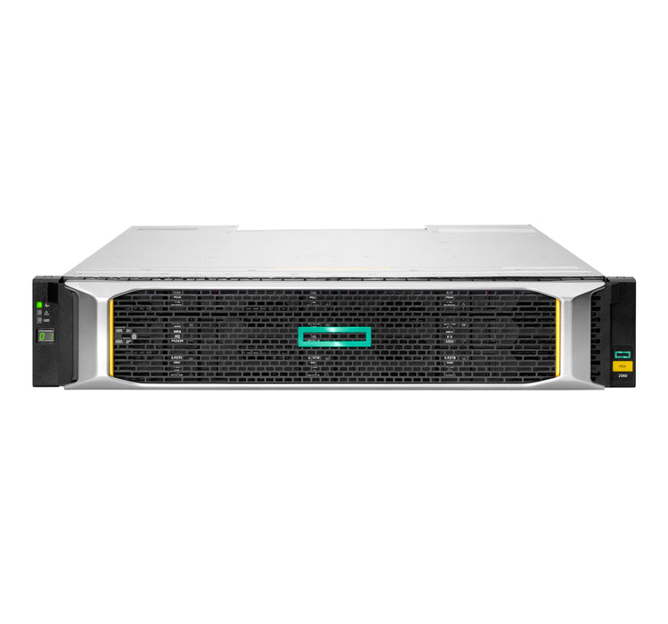 R0Q74A - HPE MSA 2060 16Gb Fibre Channel SFF Storage