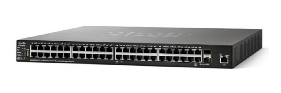 SG350XG-48T-K9-NA - Cisco SG350XG 48-Port 10GBase-T Stackable Managed Switch
