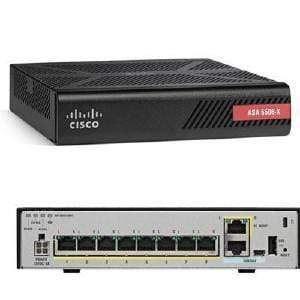 ASA5506-SEC-BUN-K9 - Cisco ASA 5506-X Security Plus with Firepower