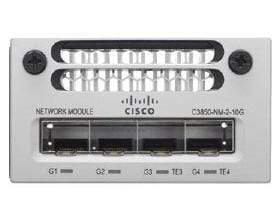 C3850-NM-2-10G - Cisco 10GbE 2 port Network Module for 3850 switch